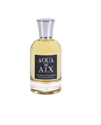 Aqua di Aix Limited Edition, le parfum rare d'Aix en Provence