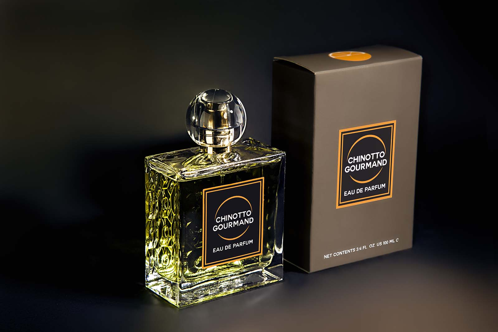 Chinotto perfumes GOURMAND