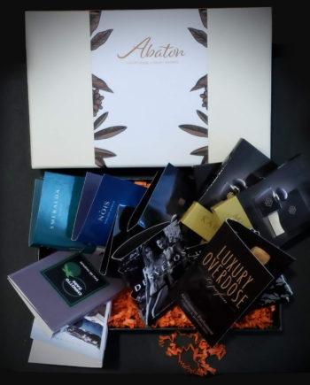 Abaton Exceptional Luxury Brands Sample Set