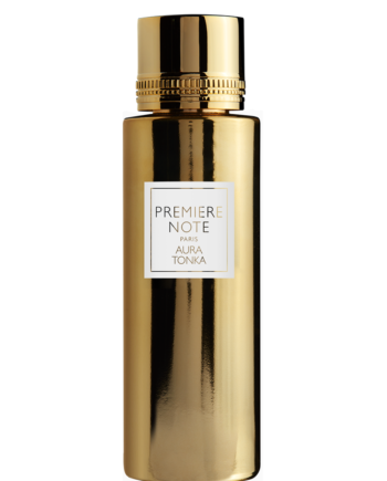 Aura Tonka fragrance Premiere Note, captivating and sensually gourmand