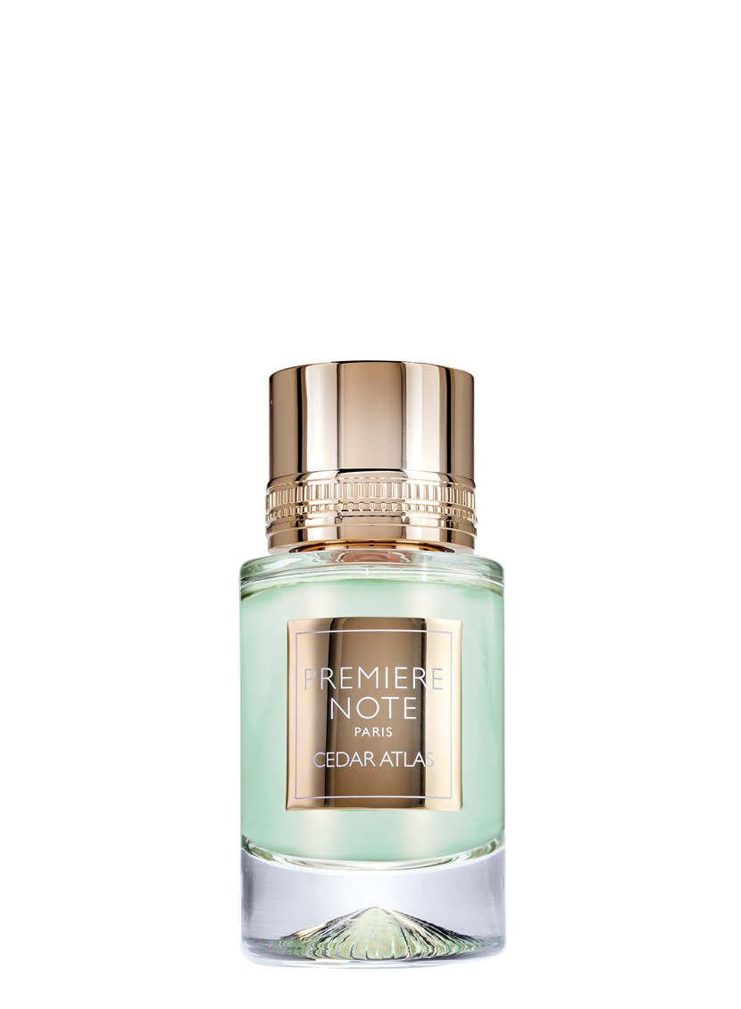 Perfume Cedar Atlas small size by Premiere Note, strong and intense