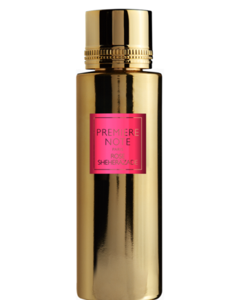 Rose Sheherazade fragrance by Premiere Note, Oriental Luxury perfume
