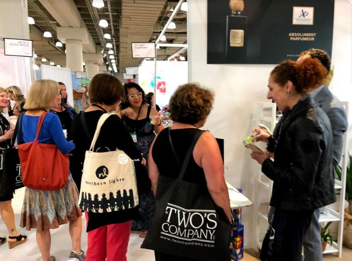 Abaton Exceptional Luxury Brands attended NYNOW August 12th-15th